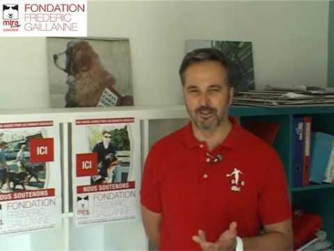 Yvan Muller - Parrain de la fondation Frédéric Gaillanne