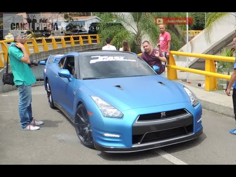 Sonido sobre Ruedas 2015, Fast And The Furious Colombia //MEDELLIN 2015// thumbnail