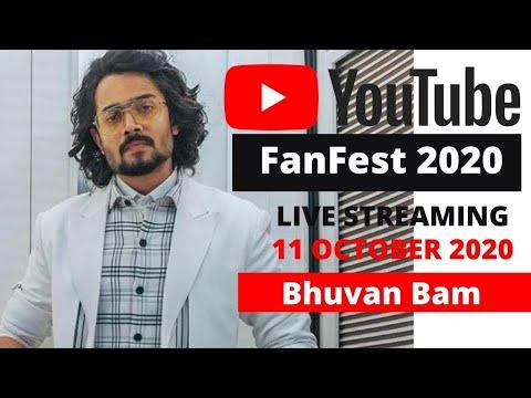 Bhuvan bam Performance | Fanfest 2018 | BB ki vines | #YTFF