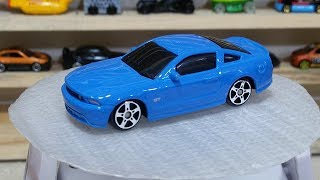 Ford Mustang GT Maisto Fresh Metal | Unboxing & Review