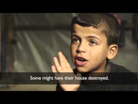 The impact of war on children | Syrian Refugee Crisis