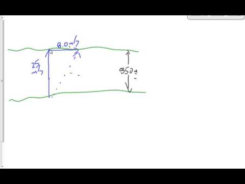 124-P2015F) 2D Relative Motion Worksheet - YouTube