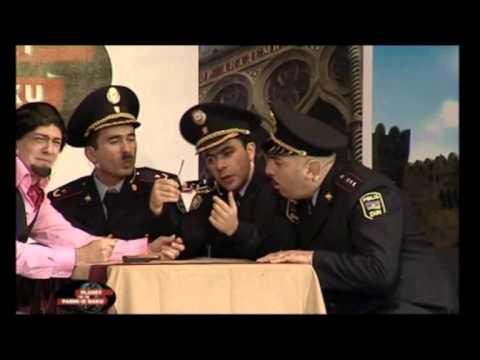 Polis bölməsində - 6 günlük dünya (Parçalar, 2007)