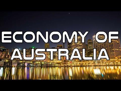 Economy of Australia Crash Course