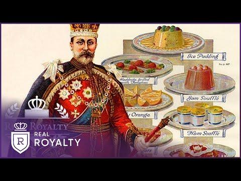 The Royal Origins Of A Full English Breakfast | Royal Recipes | Real Royalty
