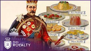 The Royal Origins Of A Full English Breakfast | Royal Recipes | Real Royalty With Foxy Games