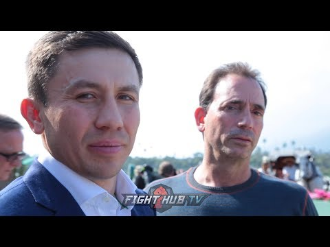 GENNADY GOLOVKIN BREAKS SILENCE ON CANELO CANCELING REMATCH!