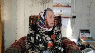 Вдова участника Великой Отечественной войны Роза Юсупова
