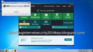AVG Internet Security 2014 - PREMIUM KEYS TILL 2018!!!