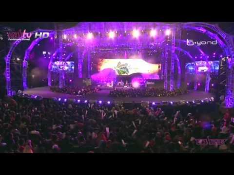 Faizal Tahir & The Royale FT Force - Adrenalin, Karma @ Konsert Suara Kami 2011