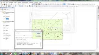 tutorial arcgis 2 : cara membuat kapling/polygon sesuai koordinat,clip shp,fix scale,grid di arcmap