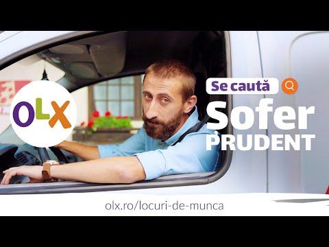OLX - Locuri De Muncă - Se Caută Șofer