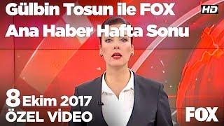 Büyükada iddianamesi tamam...8 Ekim 2017 Gülbin Tosun ile FOX Ana Haber Hafta Sonu