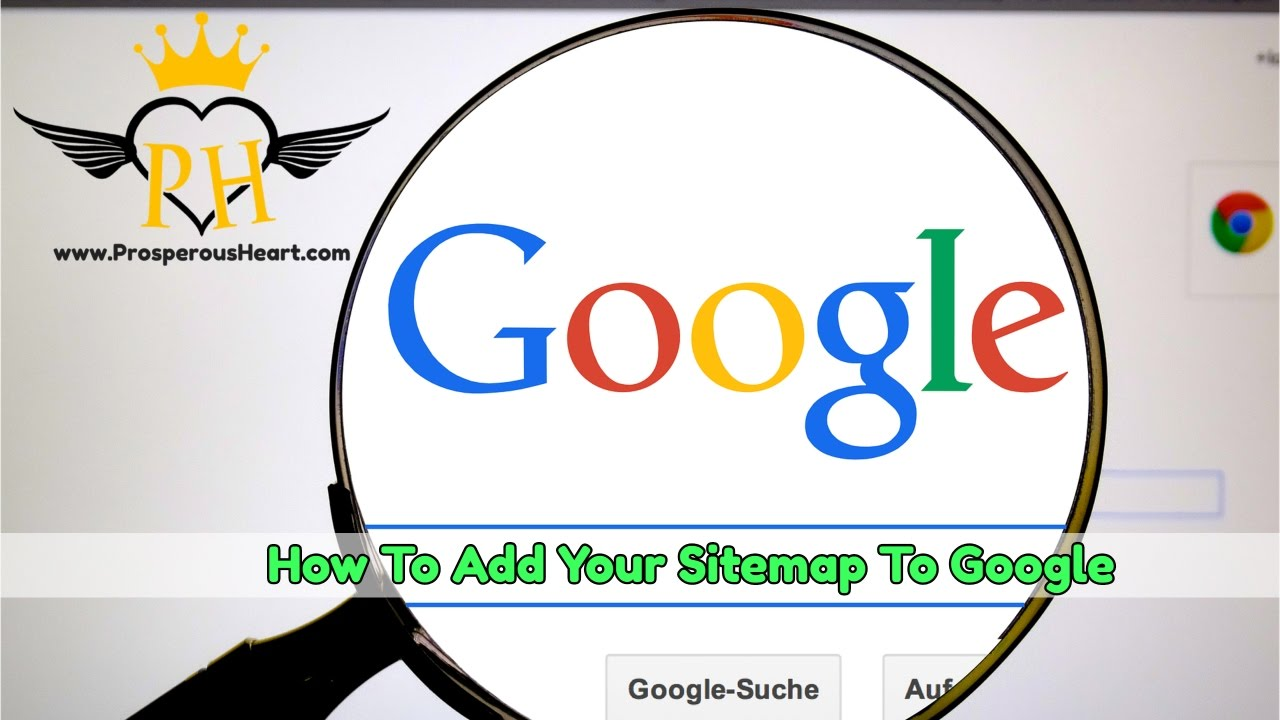 how to add your sitemap to google webmaster tools youtube