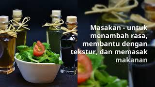 Minyak Sayuran (Vegetable Oil) dan kegunaannya dalam kehidupan harian?