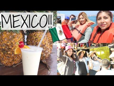 VLOG! Rosarito, Mexico!