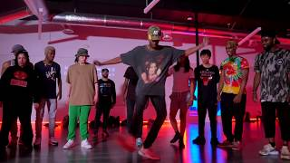 Going Bad - Meek Mill ft Drake - CHICAGO FOOTWORK | Pause Eddie Choreography | @kmdanceacademy