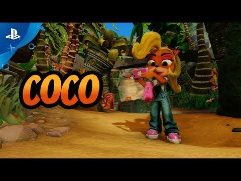 Crash Bandicoot N. Sane Trilogy - Coco Vignette | PS4