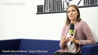ORGATEC 2016 | delaOliva - Natalia Baryshnikova
