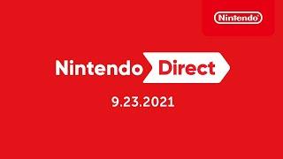 Nintendo Direct - 9.23.2021