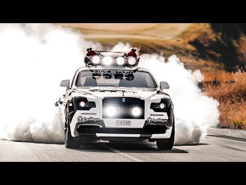THE CRAZY 810 HP ROLLS ROYCE WRAITH! | VLOG² 42