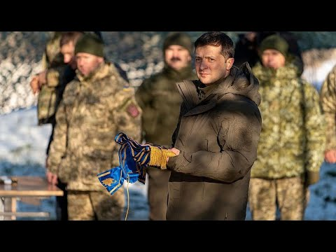 قمّة رباعية في باريس لبحث سبل إحلال السلام شرق أوكرانيا…  - نشر قبل 5 ساعة