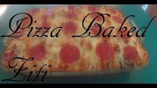 Pizza Baked Ziti