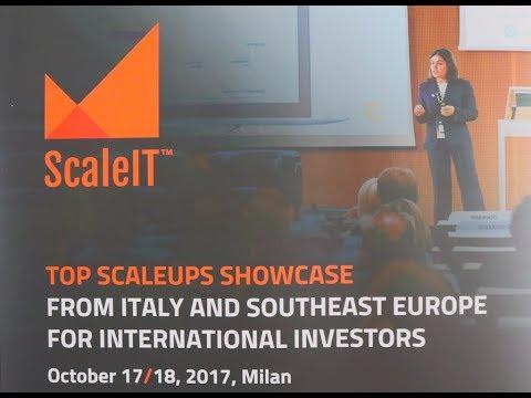 ScaleIT 2017, dove s'incontrano scaleup e investors