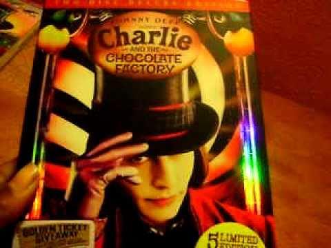 Coleção de DVDs - A Fantástica Fábrica de Chocolate. - YouTube