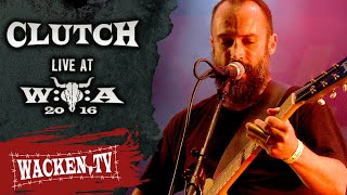 Clutch - Electric Worry - Live at Wacken Open Air 2016