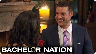 Becca Gives Garrett The First Impression Rose | The Bachelorette US