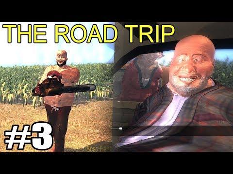 The Road Trip #3 - ENCONTREI O MANÍACO DA SERRA ELÉTRICA