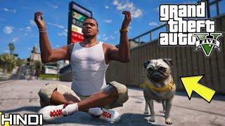 VODAFONE 🐶DOG🐶 in GTA V | KrazY Gamer | thumbnail