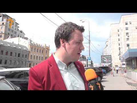 """Москвичи об ответных """"продуктовых"""" санкциях Кремля"""