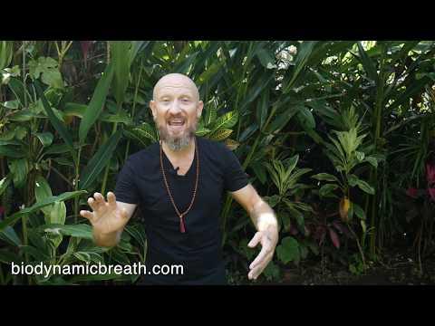 Unwinding movement self-practice by Giten