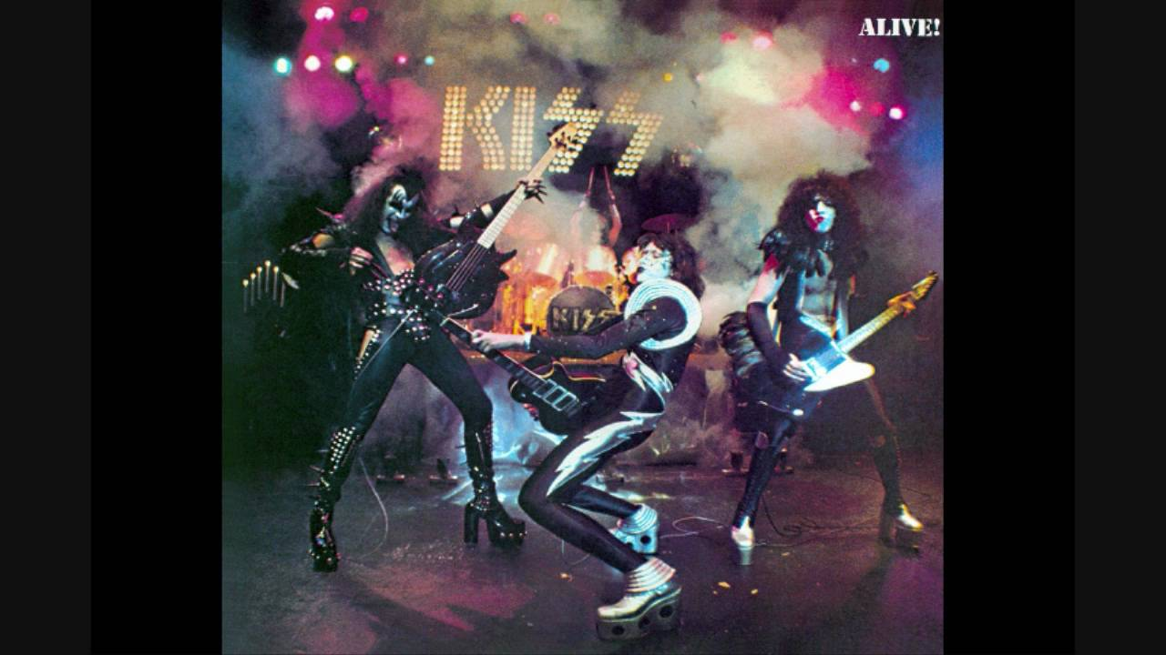 Who owns the KISS Alive multitracks?? - KissFAQ COM