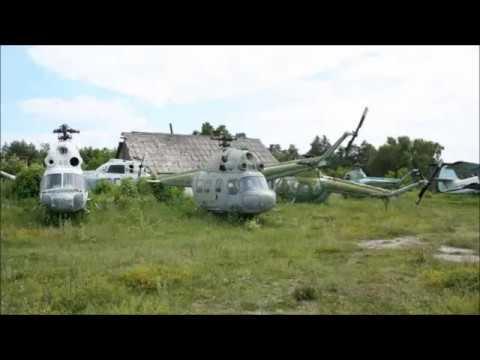 Рассказ о  Волчанском аэродроме