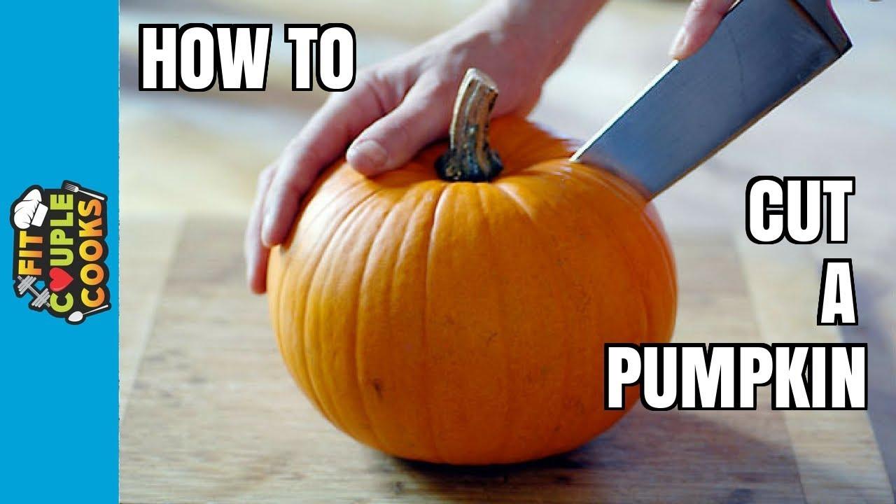 How to cut a pumpkin 39