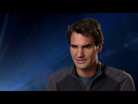 Roger Federer Legend Of The Barclays ATP World Tour Finals