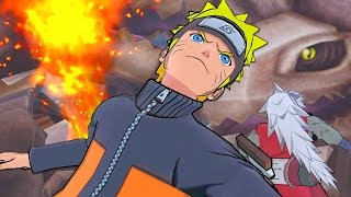 BEST GAME EVER!?   Naruto Shippuden: Dragon Blade Chronicles - Walkthrough Part 1, Gameplay Wii