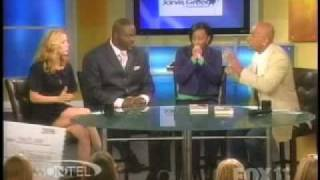 Jarvis Green appears on the Montel Williams Show