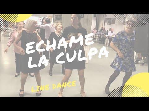 Baile en Linea - Echame la Culpa ( Luis Fonsi ) 2018 streaming vf