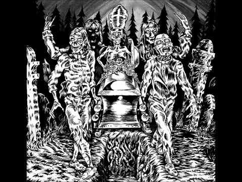 GRAVESIDESERVICE - BEINGS BORN OF NIGHT - Full EP. 2019