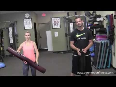 4 ViPR Exercises that Work Every Muscle