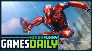 Spider-Man PS4's Third DLC Details - Kinda Funny Games Daily 12.13.18