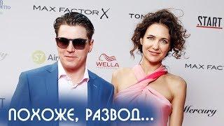 Муж Екатерины Климовой Гела Месхи подогрел слухи о разводе