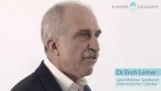 Kosmetika und hormonähnliche Wirkungen: Interview mit Dr. Erich Leitner