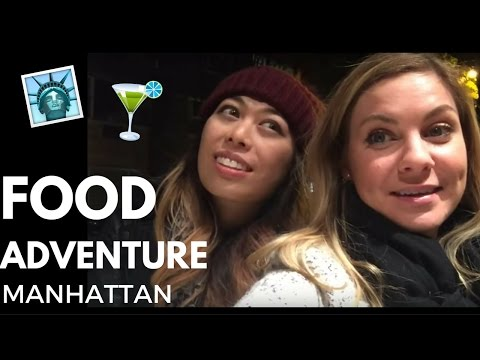 Food Adventure in the Lower East Side of Manhattan