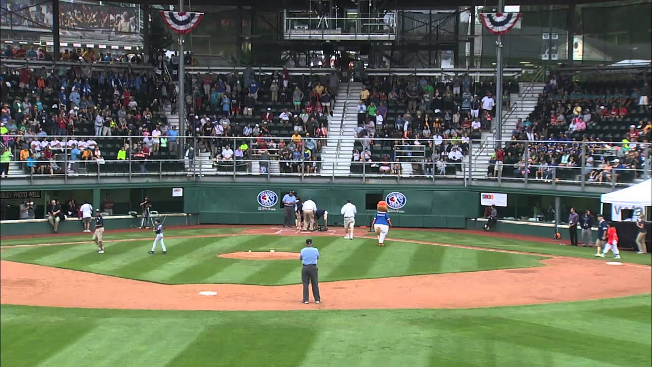 2014 Challenger Game At The Little League Baseball World