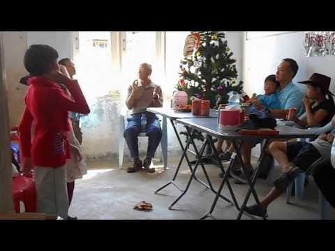 Christmas Outreach to Foster Children in Burma 2013